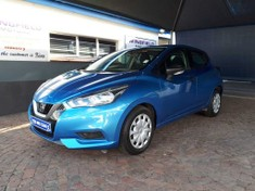 2018 Nissan Micra 900T Visia Western Cape Kuils River_0
