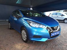 2018 Nissan Micra 900T Visia Western Cape Kuils River_3