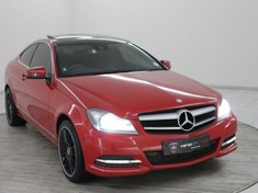 2013 Mercedes-Benz C-Class C250 Cdi Be Coupe A/t  Gauteng
