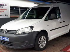 2013 Volkswagen Caddy 1.6i 75kw Fc Pv  Western Cape Kuils River_0