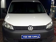 2013 Volkswagen Caddy 1.6i 75kw Fc Pv  Western Cape Kuils River_1
