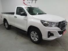 2019 Toyota Hilux 2.4 GD-6 RB SRX Single Cab Bakkie Mpumalanga Delmas_0