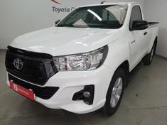 2019 Toyota Hilux 2.4 GD-6 RB SRX Single Cab Bakkie Mpumalanga Delmas_2