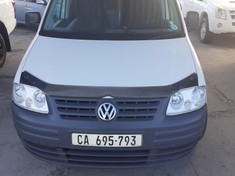 2010 Volkswagen Caddy 1.6i F/c P/v  Western Cape