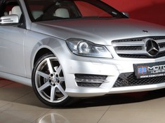 2015 Mercedes-Benz C-Class C180 Be Coupe At  North West Province Klerksdorp_1