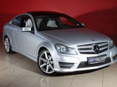 2015 Mercedes-Benz C-Class C180 Be Coupe At  North West Province Klerksdorp_2