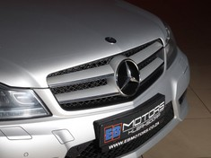 2015 Mercedes-Benz C-Class C180 Be Coupe At  North West Province Klerksdorp_4