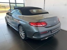 2017 Mercedes-Benz C-Class C300 Cabriolet AMG Auto Western Cape Paarl_2