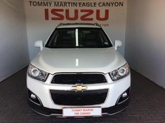 2014 Chevrolet Captiva 2.2d Ltz 4x4 At  Gauteng Randburg_1
