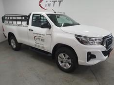 2020 Toyota Hilux 2.4 GD-6 SRX 4X4 Single Cab Bakkie Mpumalanga Delmas_0