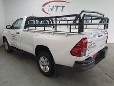 2020 Toyota Hilux 2.4 GD-6 SRX 4X4 Single Cab Bakkie Mpumalanga Delmas_3
