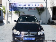 2007 Mercedes-Benz CLK-Class Clk 350 Coupe At  Western Cape Cape Town_0