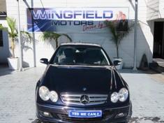2007 Mercedes-Benz CLK-Class Clk 350 Coupe A/t  Western Cape
