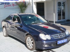 2007 Mercedes-Benz CLK-Class Clk 350 Coupe At  Western Cape Cape Town_1