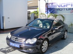 2007 Mercedes-Benz CLK-Class Clk 350 Coupe At  Western Cape Cape Town_2