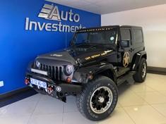 2010 Jeep Wrangler 2.8 Crd Sahara 2dr A/t  Gauteng