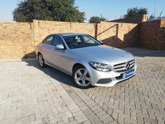 2017 Mercedes-Benz C-Class C180 Auto North West Province Rustenburg_0