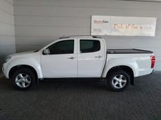 2015 Isuzu KB Series 300 D-TEQ LX Double cab Bakkie North West Province Rustenburg_3