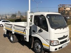2015 Hino 300 614 Auto SWB F/C C/C (AH3) Gauteng