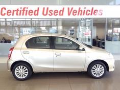 2018 Toyota Etios 1.5 Xs 5dr  Limpopo Mokopane_2
