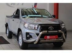 2019 Toyota Hilux 2.4 GD-6 RB SRX Auto Single Cab Bakkie Mpumalanga Barberton_0
