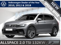2020 Volkswagen Tiguan Allspace  2.0 TSI Comfortline 4MOT DSG (132KW) Gauteng
