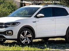2020 Volkswagen T-Cross 1.0 Comfortline DSG Gauteng Randburg_2