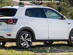 2020 Volkswagen T-Cross 1.0 Comfortline DSG Gauteng Randburg_3