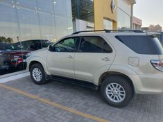 2012 Toyota Fortuner 3.0d-4d Heritage R/b  Gauteng