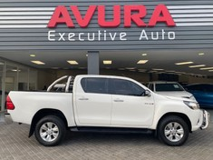 2016 Toyota Hilux 2.8 GD-6 Raider 4X4 Double Cab Bakkie Auto North West Province