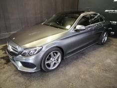 2017 Mercedes-Benz C-Class C200 AMG line Auto Western Cape