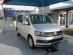 2018 Volkswagen Transporter T6 KOMBI 2.0 TDi DSG 103kw Trendline Plus Western Cape Cape Town_2