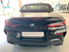 2019 BMW 8 Series M850i xDRIVE Convertible G14 Gauteng Pretoria_2
