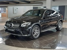 2017 Mercedes-Benz GLC COUPE 220d AMG Western Cape