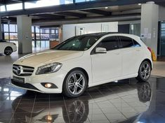 2014 Mercedes-Benz A-Class A 200 Be A/t  Western Cape