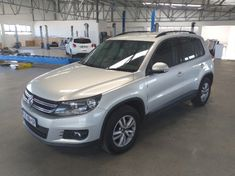 2015 Volkswagen Tiguan 1.4 Tsi Bmo Tren-fun 90kw  Eastern Cape East London_1