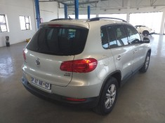2015 Volkswagen Tiguan 1.4 Tsi Bmo Tren-fun 90kw  Eastern Cape East London_3
