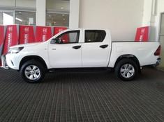 2016 Toyota Hilux 2.4 GD-6 RB SRX Double Cab Bakkie Gauteng Rosettenville_3