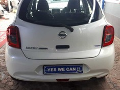 2018 Nissan Micra 1.2 Active Visia Western Cape Kuils River_1