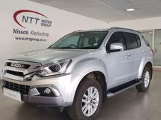 2019 Isuzu MU-X 3.0D Auto North West Province Klerksdorp_1
