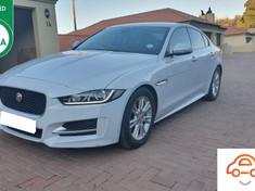 2017 Jaguar XE 2.0 R-Sport Auto Gauteng Pretoria_0