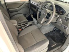 2011 Nissan Navara 2.5 Dci Se 4x4 Pu Dc  Mpumalanga Secunda_2
