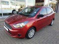 2016 Ford Figo 1.5 Ambiente 5-Door Gauteng