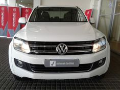 2015 Volkswagen Amarok 2.0 BiTDi Highline 132KW 4MOT Auto Double cab bakk Gauteng Rosettenville_1