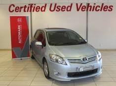 2011 Toyota Auris 1.6 Xr  Western Cape Stellenbosch_0