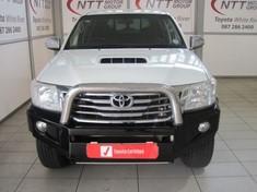 2015 Toyota Hilux 3.0 D-4D LEGEND 45 4X4 Auto Double Cab Bakkie Mpumalanga White River_0