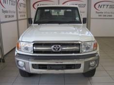 2017 Toyota Land Cruiser 79 4.2d Pu Sc  Mpumalanga White River_0