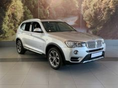 2017 BMW X3 xDRIVE20d xLINE Auto Gauteng