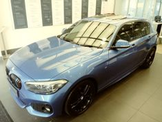 2018 BMW 1 Series 120i M Sport 5-Door Auto Kwazulu Natal