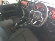 2020 Jeep Wrangler UNLTD Rubicon 3.6 V6 Gauteng Johannesburg_4